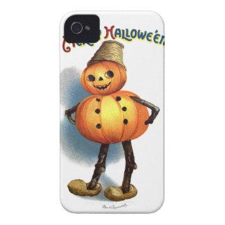 Ellen H. Clapsaddle: Pumpkin Boy iPhone 4 Case-Mate Cases