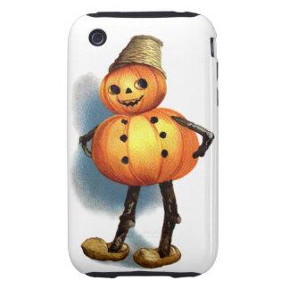 Ellen H. Clapsaddle: Pumpkin Boy Tough iPhone 3 Case