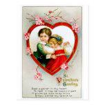 Ellen H. Clapsaddle: Secret in my Heart Post Cards