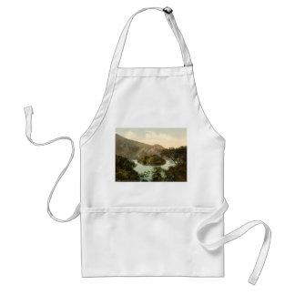 Ellen's Isle, Loch Katrine, Trossachs, Scotland Adult Apron