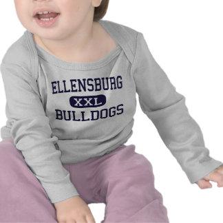 Ellensburg - Bulldogs - High - Ellensburg Tshirt