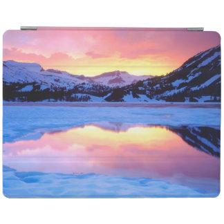 Ellery Lake at Sunset iPad Cover