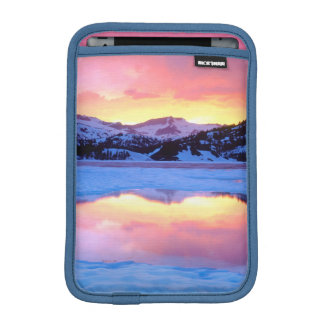 Ellery Lake at Sunset iPad Mini Sleeve