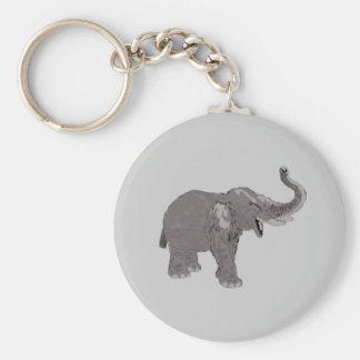 Ellie the Elephant Key Ring