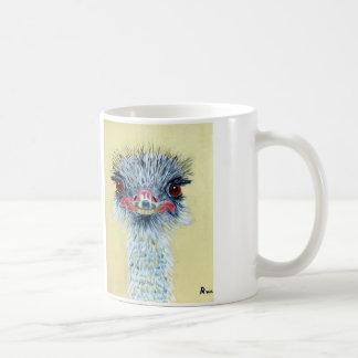 Ellie the Emu mug