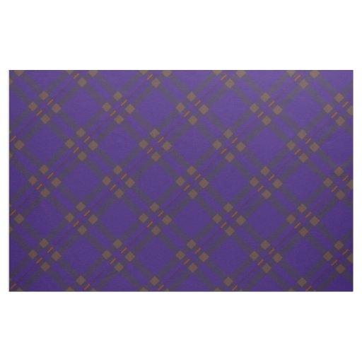 Elliot clan Plaid Scottish tartan Fabric