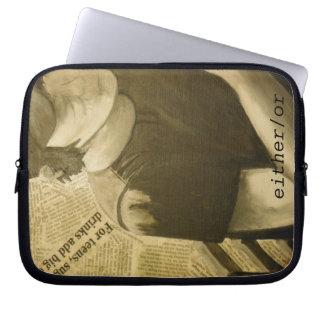 elliott smith either/or laptop sleeve
