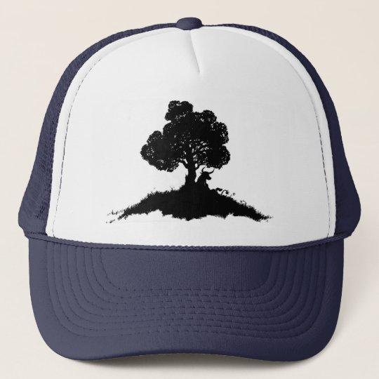 Elliott Smith Tattoo Trucker Hat