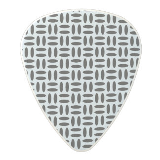 Ellipse Design Pattern Polycarbonate Guitar Pick