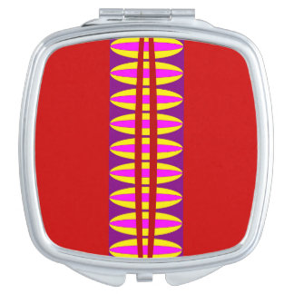 Elliptical Abstract Compact Mirror