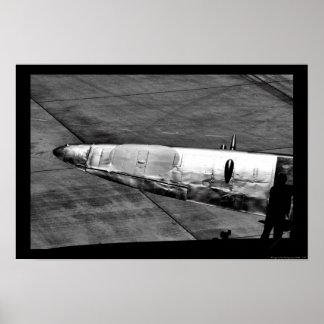 Elliptical Wing - Spitfire Poster