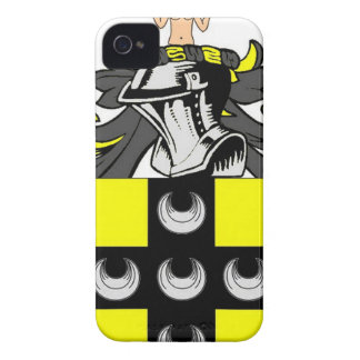 Ellis Coat of Arms iPhone 4 Case