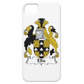Ellis Family Crest iPhone 5 Covers