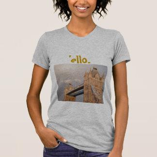 'ello Tower Bridge Shirt