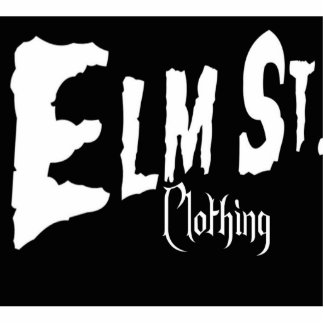 Elm St. Clothing Fridge Magnet Cut Outs
