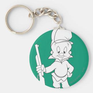 Elmer Fudd Key Chain