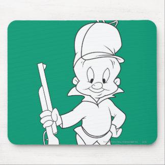 Elmer Fudd Mouse Pad