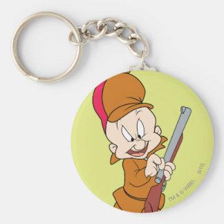 Elmer Fudd Ready to Hunt Key Chains