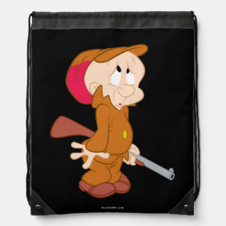 ELMER FUDD™ | Scared Pose Drawstring Bag