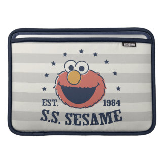 Elmo 1984 sleeve for MacBook air