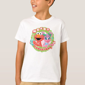 Elmo and Abby Scribble T-Shirt