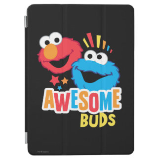 Elmo and Cookie Awesome Buds iPad Air Cover