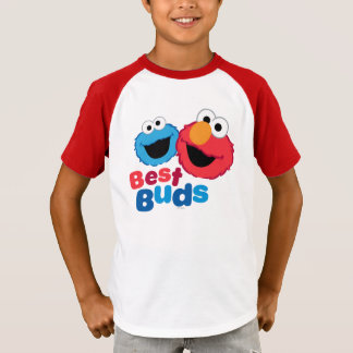 Elmo and Cookie Besties T-Shirt