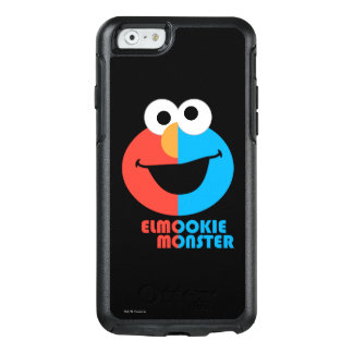 Elmo and Cookie Half Face OtterBox iPhone 6/6s Case