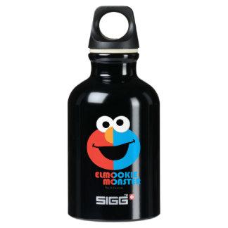 Elmo and Cookie Half Face SIGG Traveller 0.3L Water Bottle