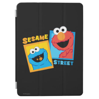 Elmo and Cookie Monster Friends iPad Air Cover
