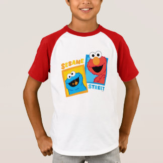 Elmo and Cookie Monster Friends T-Shirt