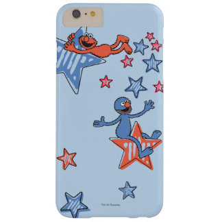 Elmo and Grover Among The Stars Barely There iPhone 6 Plus Case
