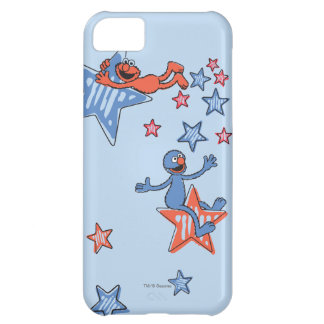 Elmo and Grover Among The Stars iPhone 5C Case