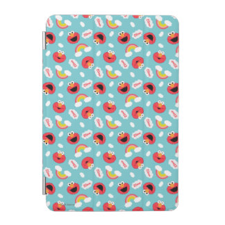 Elmo and Rainbows Pattern iPad Mini Cover