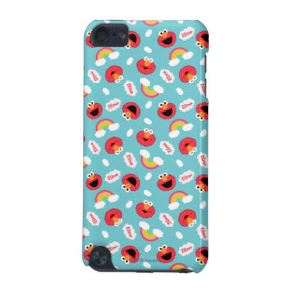 Elmo and Rainbows Pattern iPod Touch (5th Generation) Cases