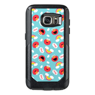 Elmo and Rainbows Pattern OtterBox Samsung Galaxy S7 Case
