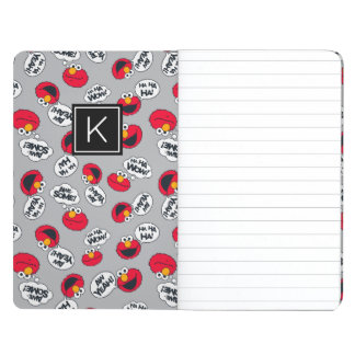 Elmo | Aw Yeah, Awesome Pattern | Monogram Journal