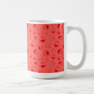 Elmo | Awesome Red Pattern Coffee Mug