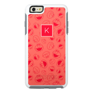 Elmo | Awesome Red Pattern OtterBox iPhone 6/6s Plus Case
