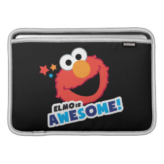 Elmo Awesome Sleeve For MacBook Air