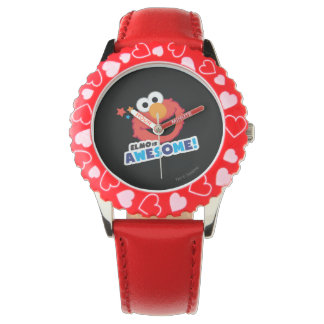 Elmo Awesome Watches