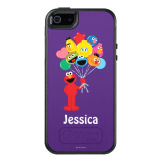 Elmo Balloons | Add Your Name OtterBox iPhone 5/5s/SE Case