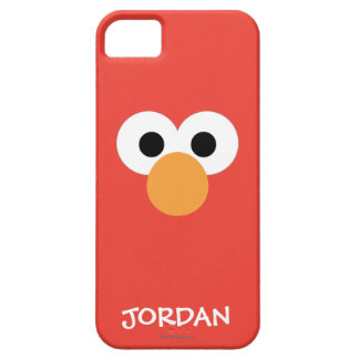 Elmo Big Face | Add Your Name Case For The iPhone 5