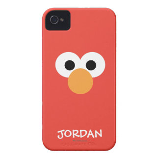 Elmo Big Face | Add Your Name iPhone 4 Covers