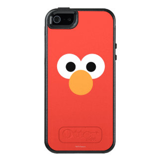 Elmo Big Face OtterBox iPhone 5/5s/SE Case