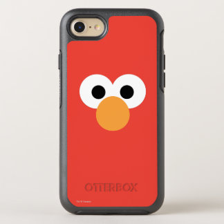 Elmo Big Face OtterBox Symmetry iPhone 8/7 Case