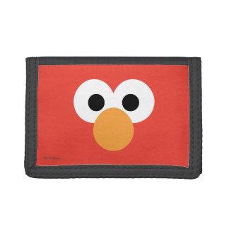 Elmo Big Face Tri-fold Wallet