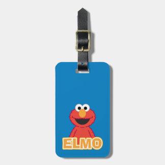 Elmo Classic Style Bag Tag