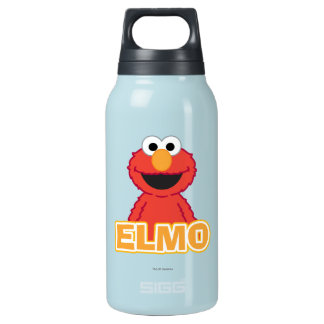 Elmo Classic Style Insulated Water Bottle