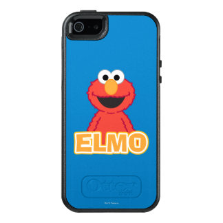 Elmo Classic Style OtterBox iPhone 5/5s/SE Case